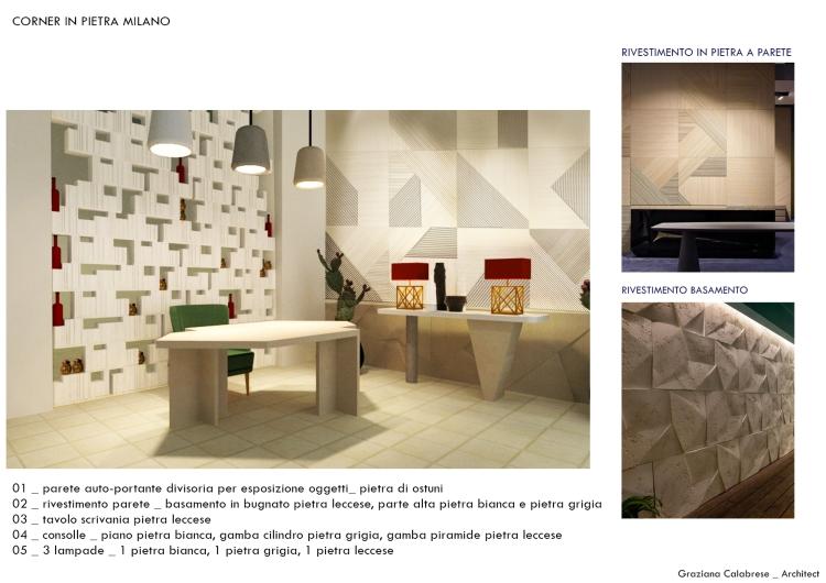 corner milano