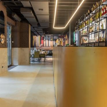 oro restaurant milano_banco bar