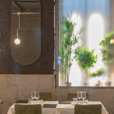 oro restaurant milano _ graziana calabrese