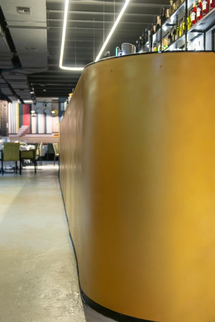 oro restaurant milano